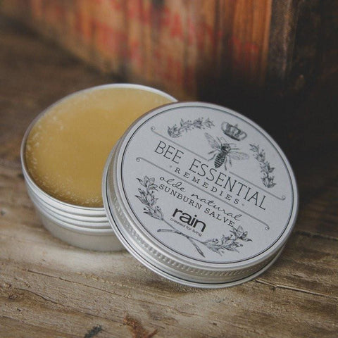 Bee Essential Remedies Sunburn Salve - Sunburn Salve