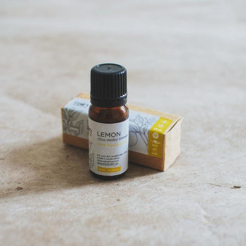 Essential Oil Lemon - Essential Oil