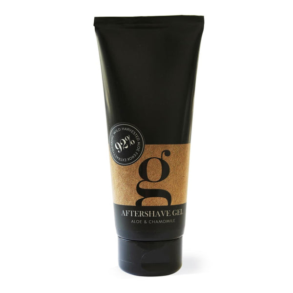 G-Range: Aftershave Gel - 200Ml - Aftershave Gel
