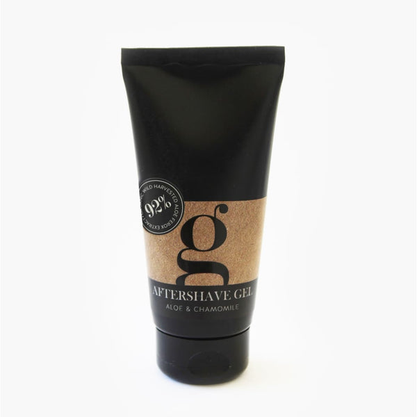 G-Range: Aftershave Gel - 50Ml - Aftershave Gel