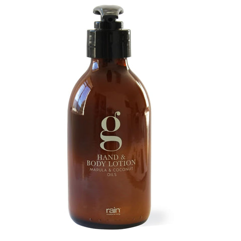 G-Range: Hand And Body Lotion - Lotion