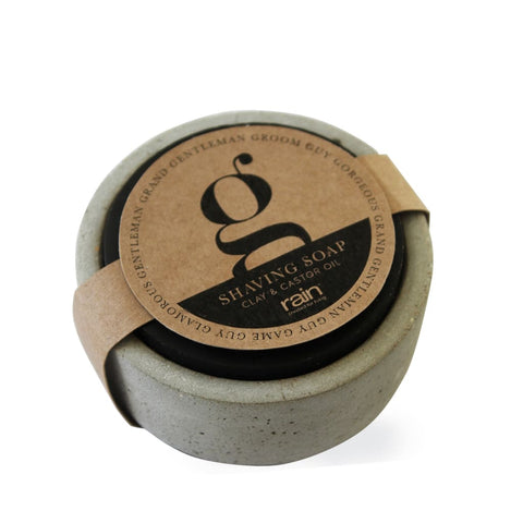 G-Range: Potted Shaving Soap - Soap