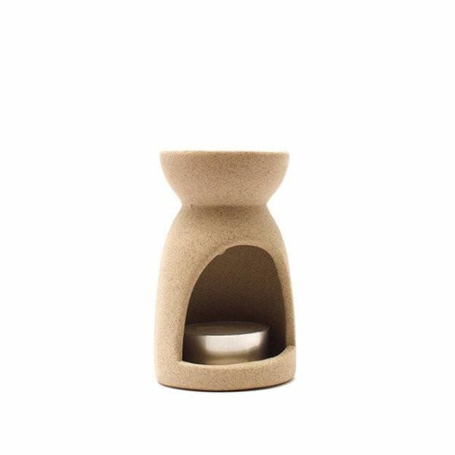 Oil Burner Small - Cream - Oil Burner