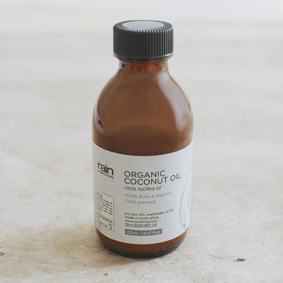 Organic Coconut Carrier Oil - Carrier Oil
