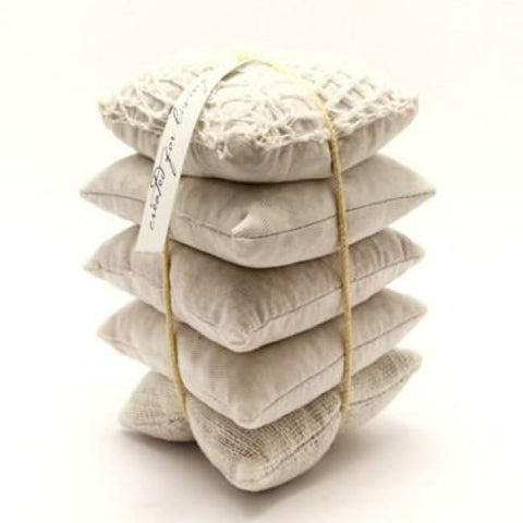 Organic Scented Sachets - White - Scented Sachet