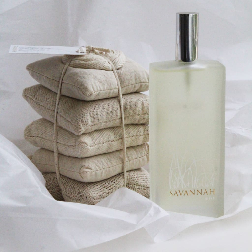 Savannah Mist & Scented Sachets - Gift Set