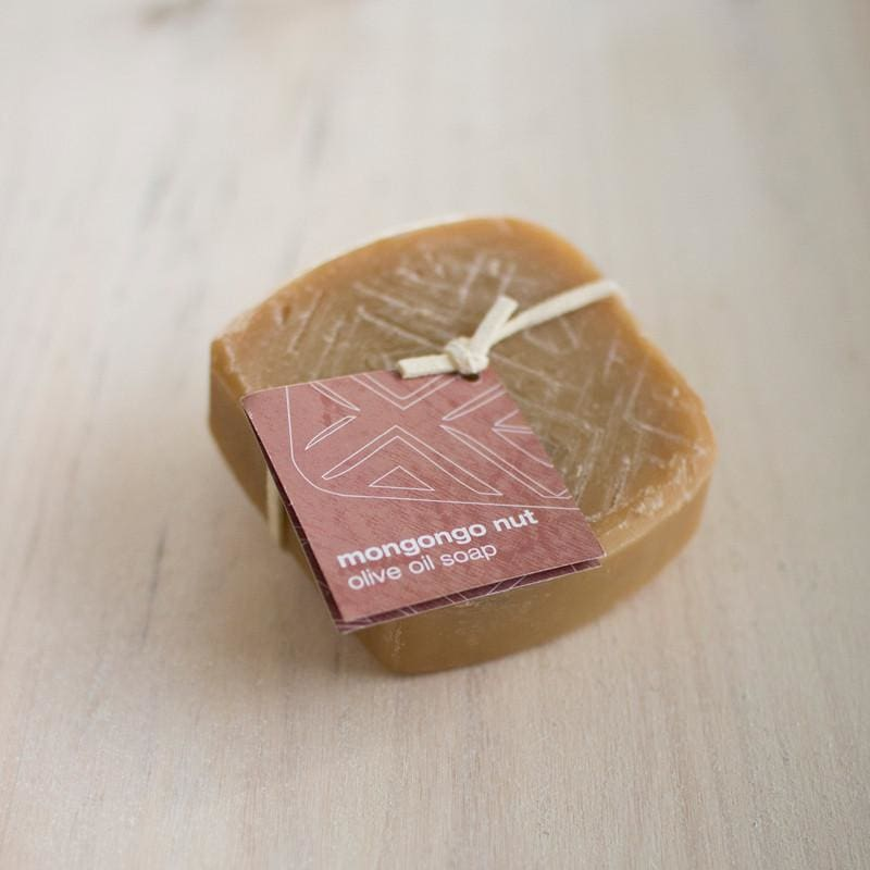 Soap - Mongongo Nut Olive Oil Soap - Olive Oil Soap