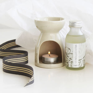 Wild Cotton Burner Set - Burner Oil