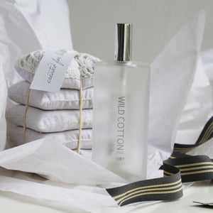 Wild Cotton Mist And Scented Sachet Set - Mist