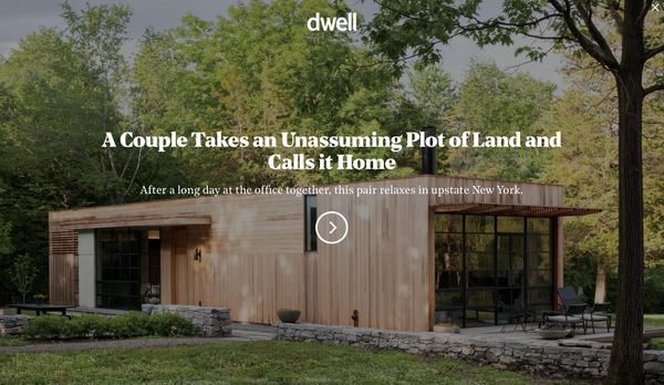 More on Dwell magazine