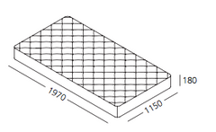 intermediate twin mattress