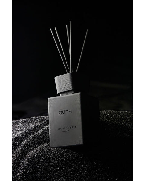 Oudh eau de parfum and home fragrances by Locherber Milano [EN]