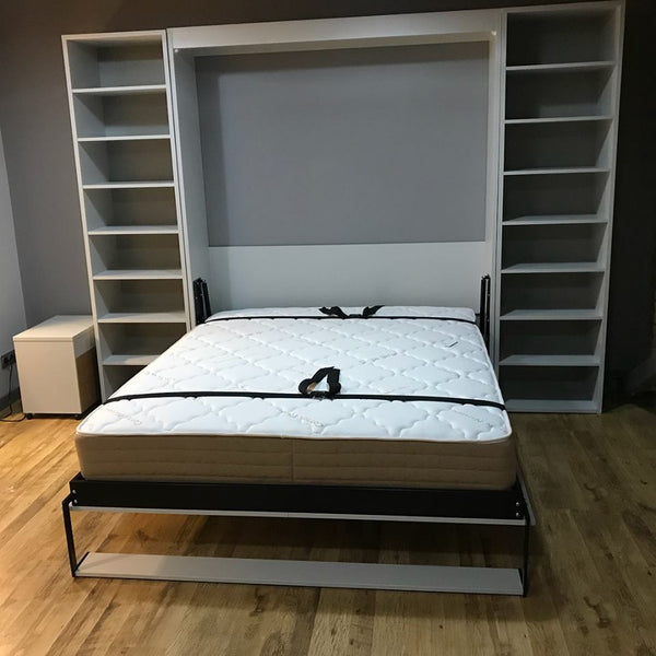 Space saving bookingcom set for 2