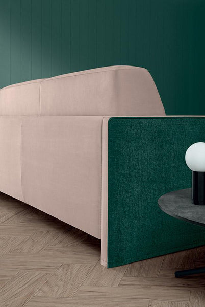 Vegas sofa bed optional from 197 to 207 cm long mattress by felis.it