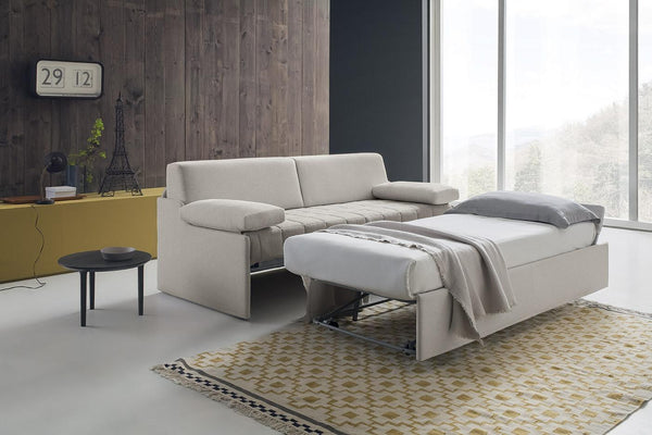Asky sofa with pull out bed, Day & Night collection