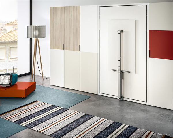 Altea 90/120 wallbed, Clei, Italy
