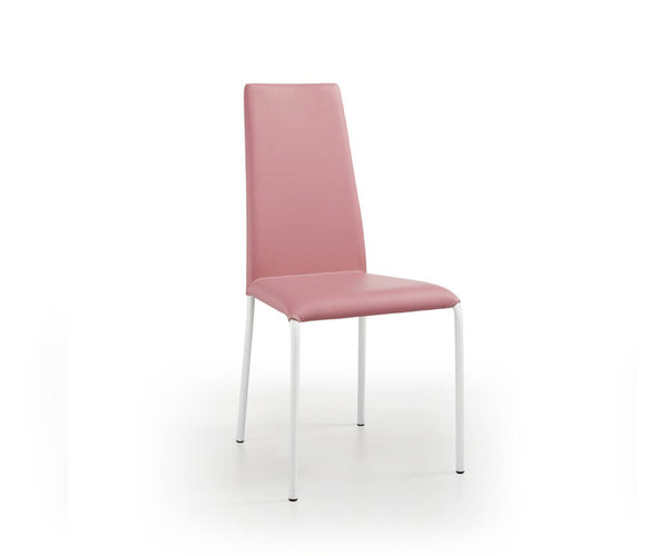 DORA, DORA L and LM - nestable chair series by Natisa, Italy