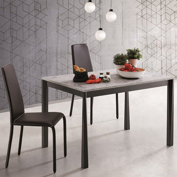 HYDRA wooden table white by Natisa, Italy various sizes and shapes