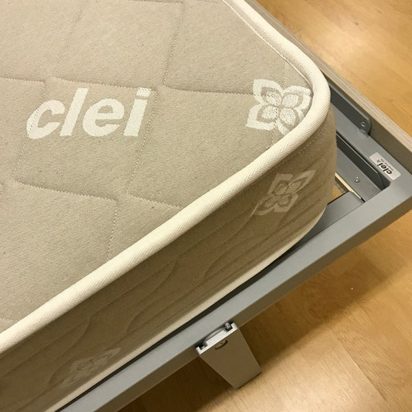 Smart springs mattress, Clei, Italy