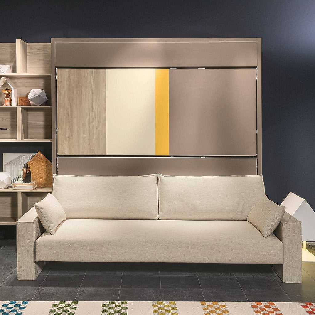 Kali Duo Sofa Bunkbed Clei Italy Compact Lv