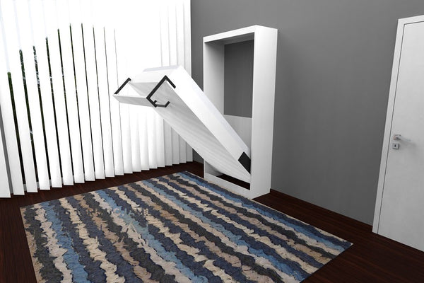 Quality vertical opening wallbed