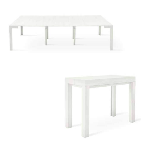 MAX extendable to 3 m console table by Natisa, Italy