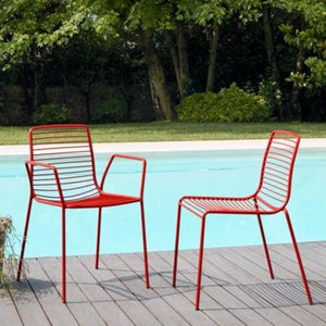 SUMMER chairs Design Roberto Semprini