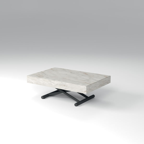 NEWCOVER transformable table with extendable top by Easy-Line.it [EN]