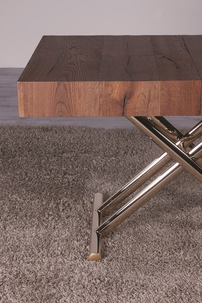 Ulisse transforming coffee table by Altacom Italia