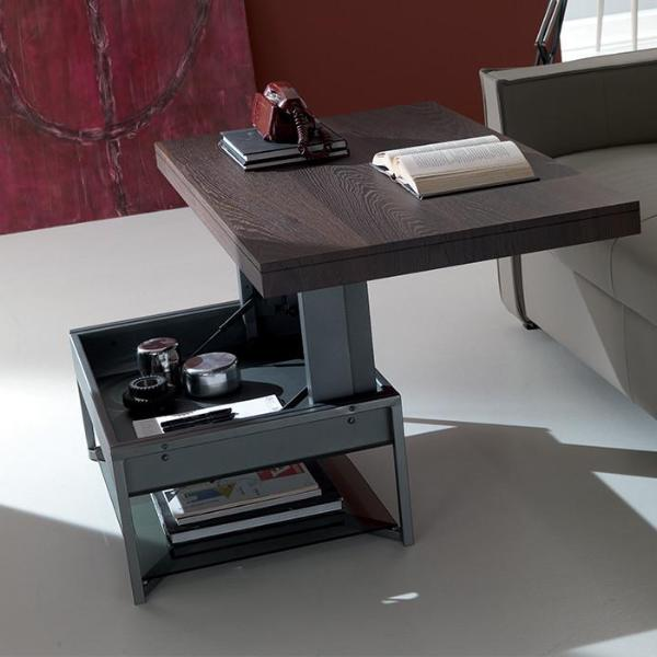 AIX T061 transformable coffee-table by Easy-Line Italy