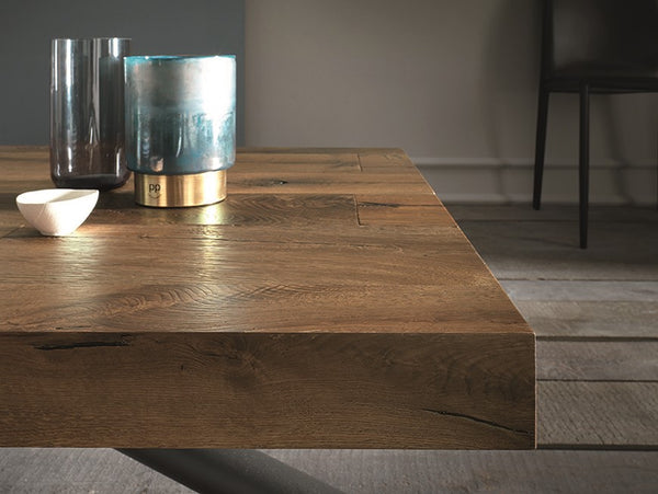 Levante transforming coffee table by Altacom Italia