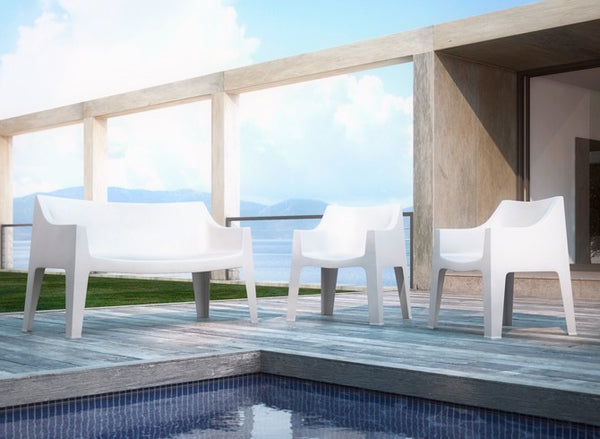COCCOLONA DIVANO outdoor sofa