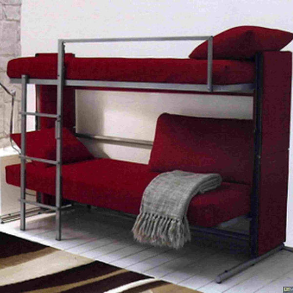 DOC patented sofa - bunkbed. Clei, Italy