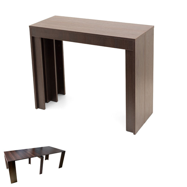 ERIC90 transforming console table 40cm to 2.20 m [EN]