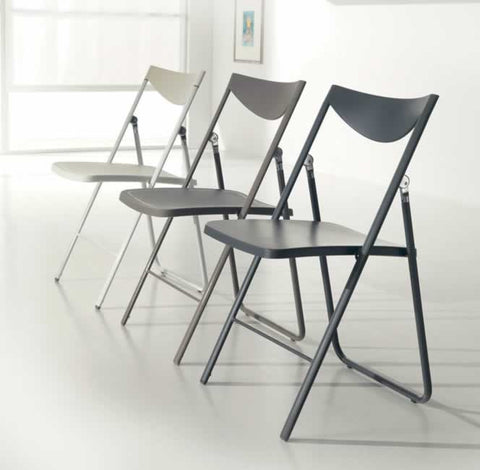S260 NOBYS folding chair by Ozzio Italia