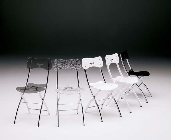 [OUTLET] OPLA' chair by Ozzio Italia