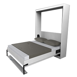Original vertical opening wallbed for 90-160 x 200 cm mattress, Lithuania [EN]