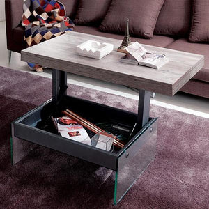 LUGANO ET60 transformable coffee-table by Easy-Line Italy