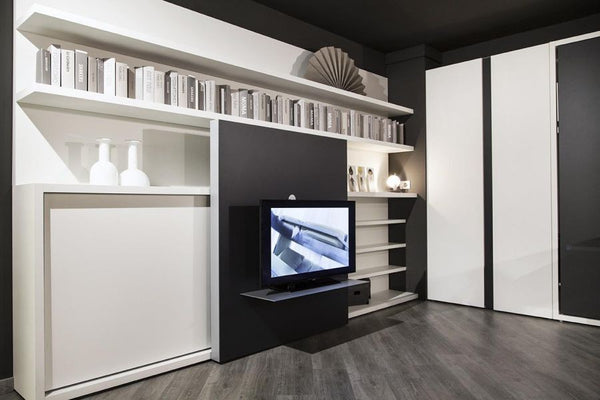 Poppi 90 theatre TV by Clei, Italy
