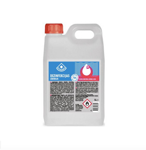 Refill disinfectant for hands 5 L [EN]