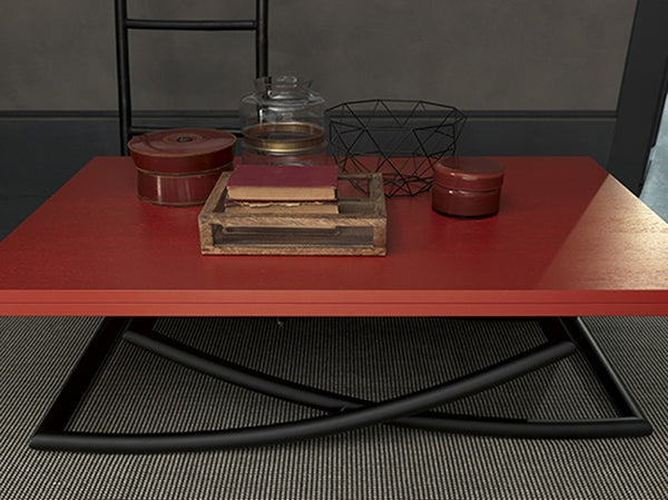 Sakura transforming coffee table by Altacom Italia