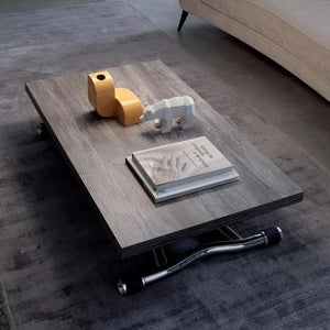 SYDNEY transformable coffee - dining table by Ozzio Italia