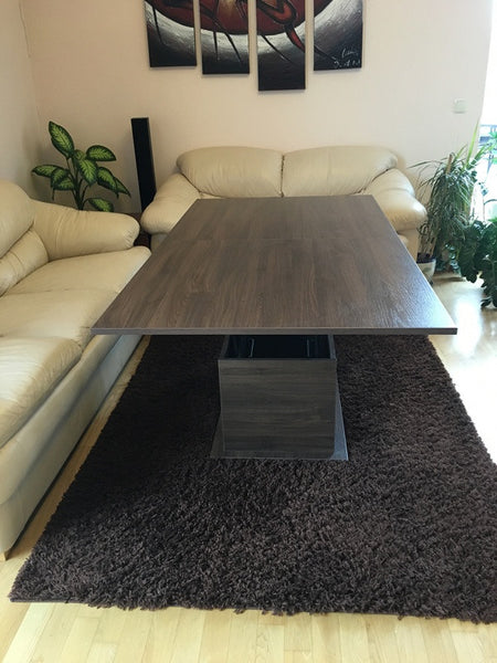 PROMO: ELEGANT transforming sofa and dinning table 6-8 pers. [EN]