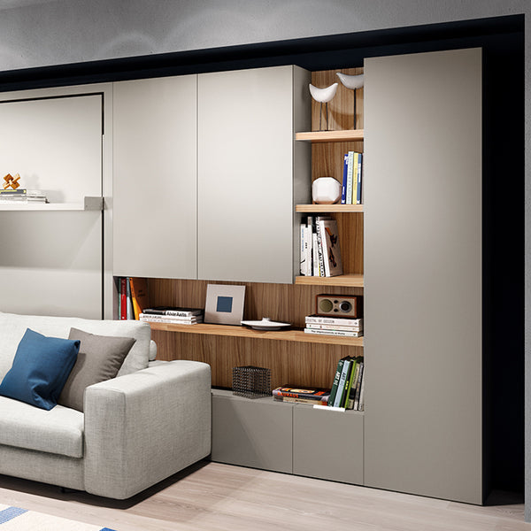 Storage systems Living and Young Collections by Clei, Italy