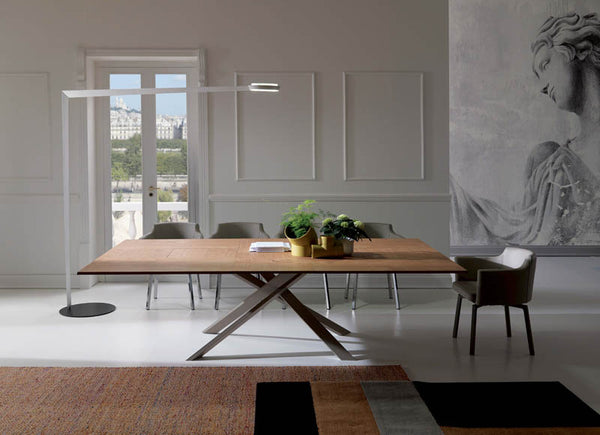 4x4 table by Ozzio Italia [Warehouse clearance - 25%]