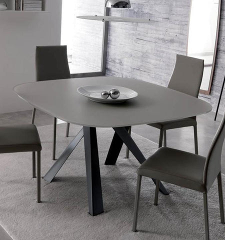BOMBO 130x130 table by Ozzio Italia