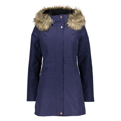 Raiski Ruby waterproof winter jacket with faux fur