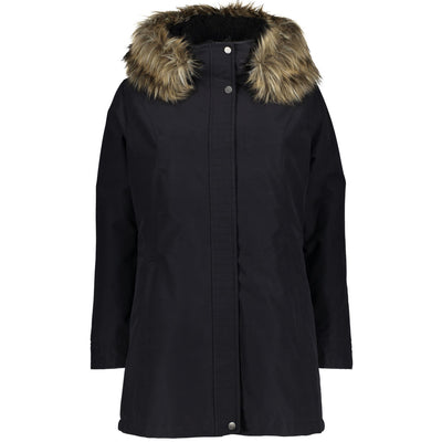 Raiski Ruby R+ plus size waterproof winter jacket with faux fur