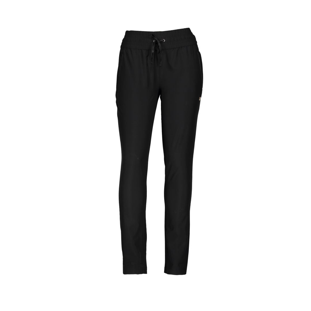 Raiski Jubilee black outdoor pants for curvy women