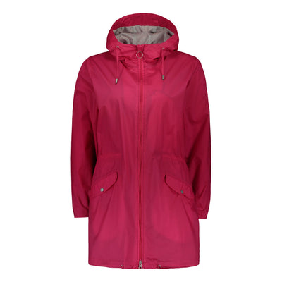 Raiski MIchiko Women's Windbreaker jacket red